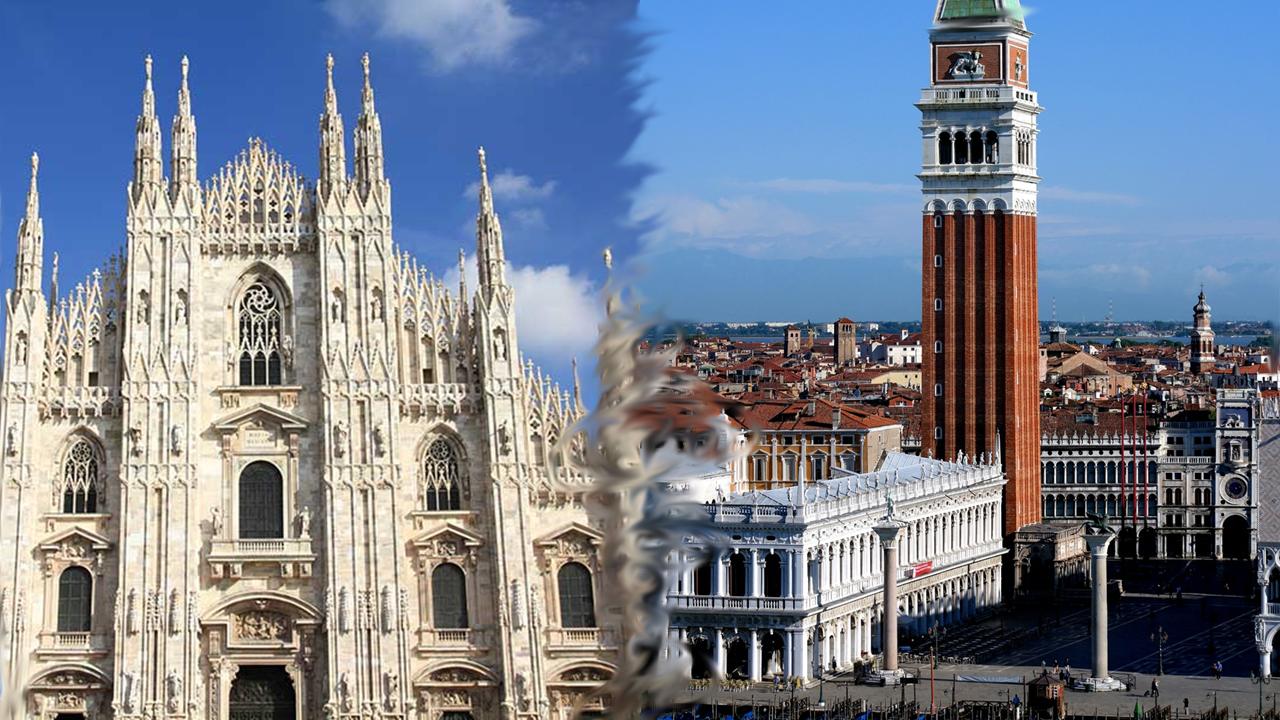 PERCHE' LA FRANCIA GIOCA A PARIGI? E PERCHE' L'ITALIA….